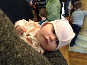 Крещение Марины Колосовой 2015