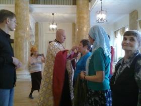 Крещение Светланы Иткиной
