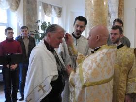 Крещение Георгия (Юрия) Чанышева