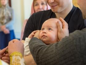 Крещения в Лазареву субботу