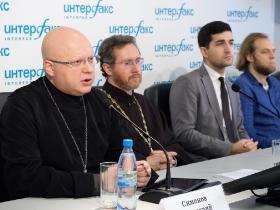 Пресс-конференция перед Днем православной молодежи