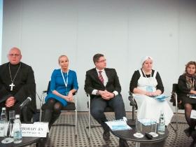 Благодарность за участие в Санкт-Петербургском Молодежном Православном форуме