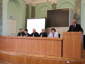 Пленарное заседание в рамках городской научно-практической конференции «Гармонизация межнациональных отношений и профилактика экстремистских проявлений в молодежной среде»
