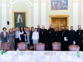 Сотрудничество между епархией и администрацией города