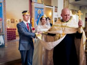 Венчание Коробковых 08.09.2013