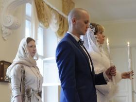 Венчание Борисовых 25.01.2015