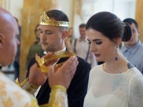 Венчание Валентина и Юлии