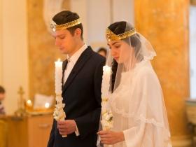 Венчание Михаила и Ольги Чупраковых