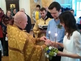 Обручение Андрея и Марии