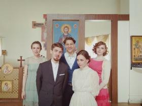 Венчание Натальи и Максима Макаровых