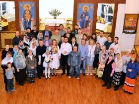 Венчание Антония и Ольги Павлычевых