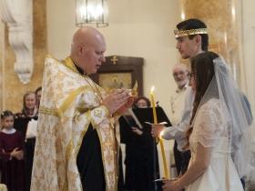 Венчание Татьяны и Дениса Дзюба