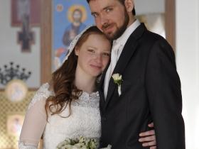 Венчание Яны и Павла Тихомировых