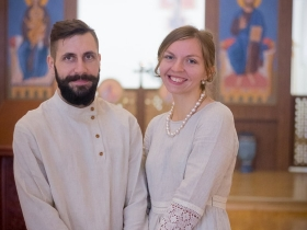 венчание Дмитрия Дементьева и Натальи Евдокимовой
