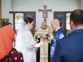 Венчание Алексея Леонтьева и Екатерины (Гульнары) Тугушевой