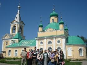 Паломничество по святым местам Санкт-Петербургской епархии.