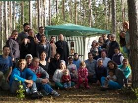 Походный просветительский лагерь 2015