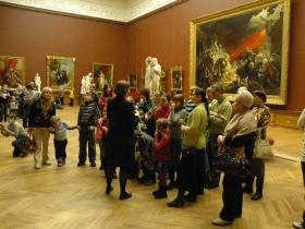 Экскурсия в Русский Музей 23.02.2013