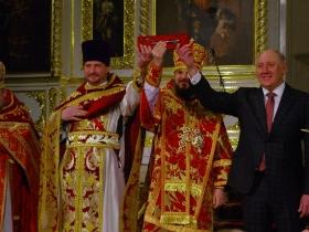 Смольный собор официально передан Церкви