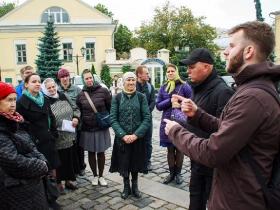 Петербургская община глухих в Москве