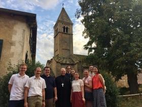 Поездка молодёжной общины во Францию