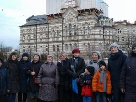 Экскурсия для неслышащих в Иоанновский монастырь