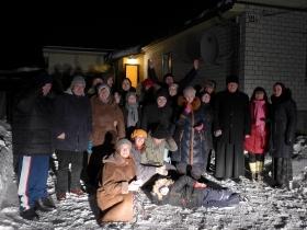 Зимний лагерь для общин