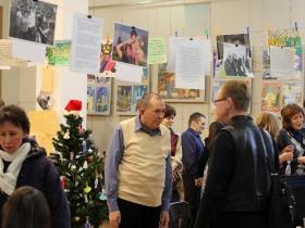 Благотворительная ярмарка петербургских общин
