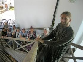 Паломничество общины глухих и слабослышащих на остров Валаам