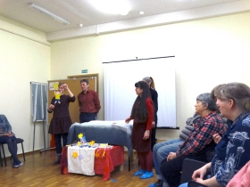 Праздник Света для петербургских общин
