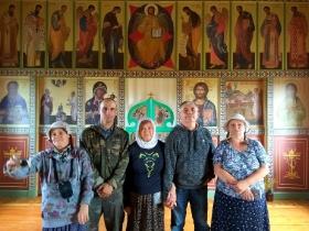 Паломничество неслышащих на Крайний Север, или здесь Русью пахнет 2017