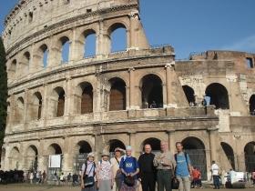 Паломничество общины глухих и слабослышащих в Грецию и Италию